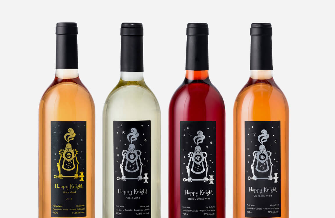 Happy Knight Wines